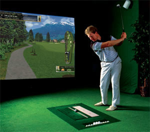Indoor Golf & Golf Simulators in Michigan | Golf-O-Rama Brighton, Mi